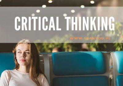 Myślenie Krytyczne
